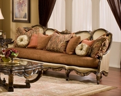 Benetti's Sofa in Traditional Style Abrianna BTAB014