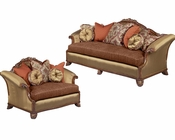 Benetti's Sofa Set Norina BTNO317SET