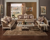 Benetti's Sofa Set Perla in Traditional Style BTPE340SET