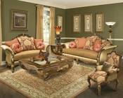 Benetti's Sofa Set Regalia BTRE366SET