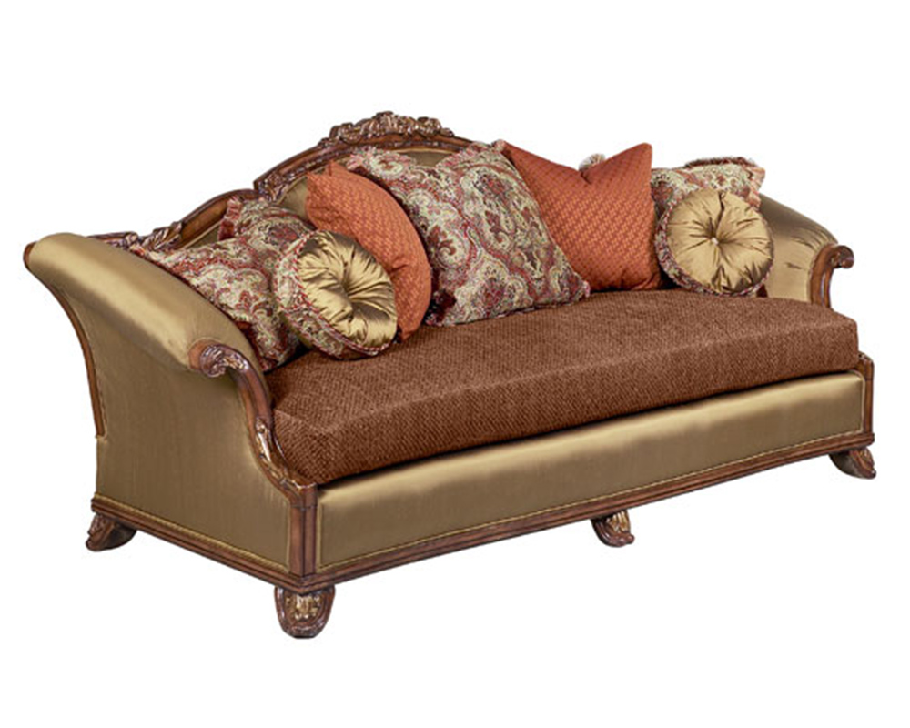 Traditional Style Sectional Sofas