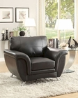 Black Chair Chaska by Homelegance EL-8523BLK-1