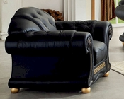 Black Chair in Classic Style Versace ESFVEC