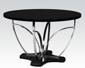 Black Dining Table Danny by Acme AC71250