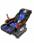 Black Massage Chair in Polyurethane The Spa MO-SPA