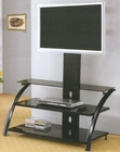 Black TV Stand CO-700617