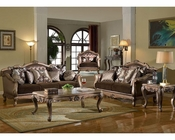 Bonded Leather Sofa Set MCFSF8302