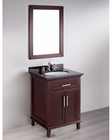 Bosconi Bathroom 26in Contemporary Single Vanity BOSB-2203
