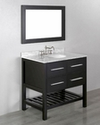 Bosconi Bathroom 36in Contemporary Single Vanity BOSB-250-3