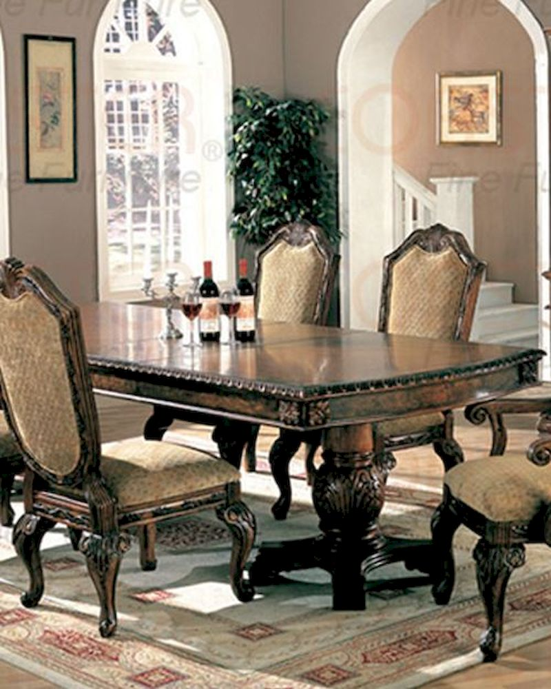 Dining Table Co Dining Table In Brown Cherry