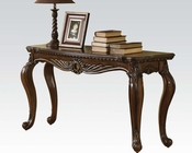 Brown Cherry Sofa Table Remington by Acme Furniture AC80066
