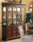 Buffet/Hutch in Tobacco Cherry CO-3638