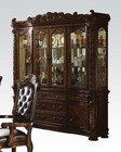 Buffet w/ Hutch Vendome Cherry by Acme Furniture AC60006