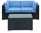 Camfora Outdoor 3 Piece Sectional Set by Modway MY-EEI954