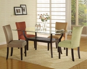 Cappuccino Coaster Dinette Set CO-101491s