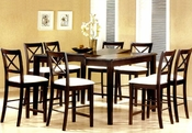 Cappuccino Finish Dining Room Set CO-5846s