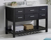Caroline Estate Espresso 48in Vanity by Virtu USA VU-MS-2248-CAB-ES