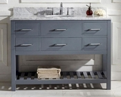 Caroline Estate Grey 48in Vanity by Virtu USA VU-MS-2248-CAB-GR