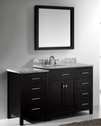 Caroline Parkway Espresso Bathroom Set by Virtu USA VU-MS-2157R-WM-ES