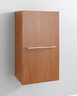 Carvell 16in Side Cabinet in Chestnut by Virtu USA VU-ESC-342-CH