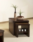 Casual End Table Infinity by Somerton Dwelling SO-626-02