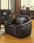Casual Full Leather Chair MO-OLDC