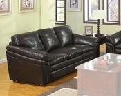 Casual Full Leather Sofa MO-OLDS