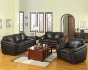 Casual Full Leather Sofa Set MO-OLD