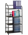 Casual Metal Bookcase CO2893