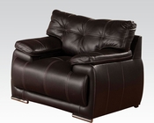 Chair in Espresso Terrence by Acme Furniture AC51742
