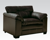 Chair in Premier Chocolate by Acme Furniture AC50357