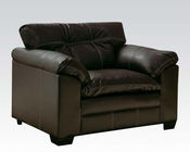 Chair in Premier Onyx by Acme Furniture AC50352