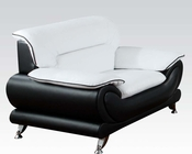 Chair Orel White by Acme Furniture AC50457