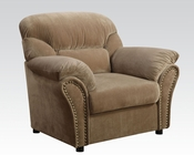 Chair Patricia Light Brown by Acme AC51952