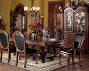 Cherry Dining Set Chateau De Ville by Acme Furniture AC04075SET