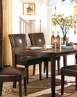 Cherry Finish Dining Table CO-3651