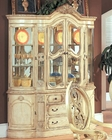 *China Cabinet in White MCFD6009-HB