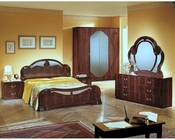 Classic 5-piece Bedroom Set Made in Italy 44B002SET
