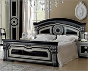 Classic Bed Made in Italy Aida 33140AD