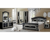 Classic Bedroom Set Made in Italy Aida 3313AD