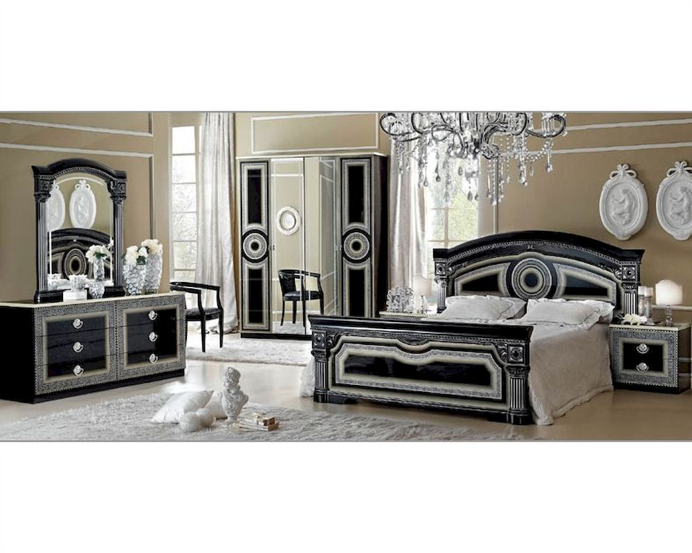 Http Www Homefurnituremart Com Classic Bedroom Set Made Italy Aida Html