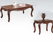 Classic Coffee Table Set Birmingham by Acme Furniture AC10240SET