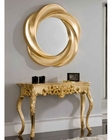 Classic Console Table and Mirror Set 33C11