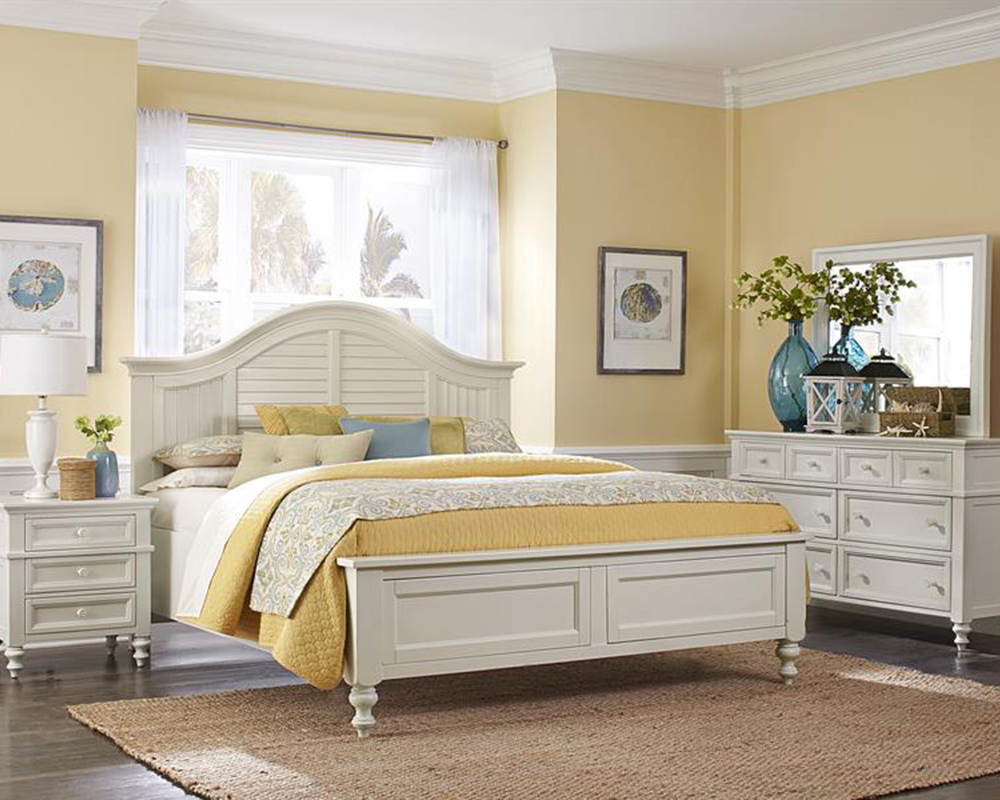 classic cottage bedroom set cape maye by magnussen mg