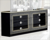 Classic Double Dresser Made in Italy Aida 33150AD