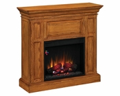 "Classic Flame 42"" Electric Fireplace Metropolis TS-23DM159"