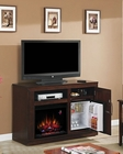 "Classic Flame 51"" TV Console PartyTime TS-23TF2587"