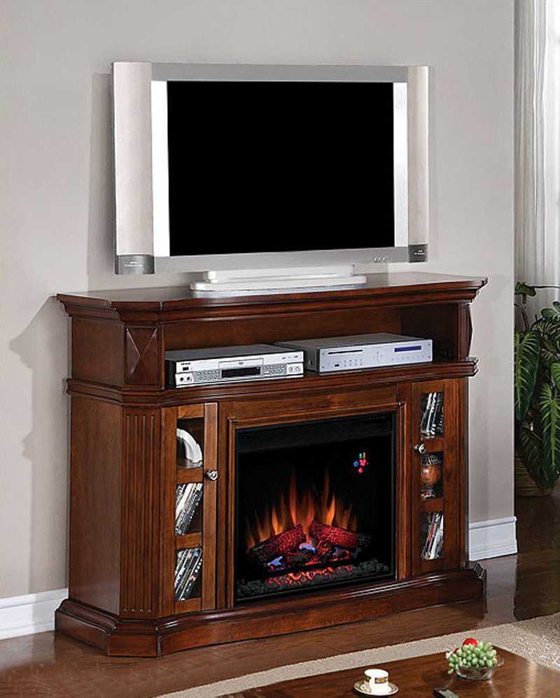 Classic Flame 54 Quot Fireplace Tv Console Bellemeade Ts 23mm774