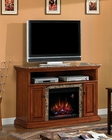 "Classic Flame 56"" Fireplace TV Console Brighton TS-23MM1424"