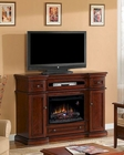 "Classic Flame 58"" Fireplace TV Console Montgomery TS-26MM2490-C233"
